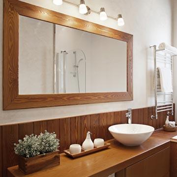 おしゃれな洗面所のつくり方♪ポイントは色選びと収納!