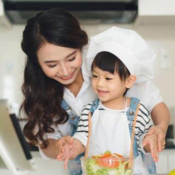 """【レシピあり】料理の栄養バランス、ちゃんと取れてる?""""トリプル野菜""""とお肉のバランスを覚えよう!"""