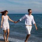【恋愛においてのタイプ診断】海で恋人のある面に減滅しています。ある面とは?