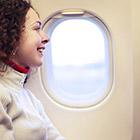 【積極性診断】初めての一人旅。飛行機で外国人に話しかけられたら…?