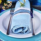 結婚式で恥をかかないテーブルマナー!ナプキンの使い方!