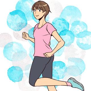 歩くときの正しい腕のふり方と脚の上げ方~代謝を上げるウォーキングの方法
