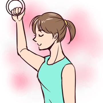 通勤・通学中に◎「体幹トレーニング」で美BODY