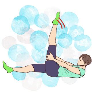 たったの2週間で美脚になれるトレーニング「トゥーレイズ」