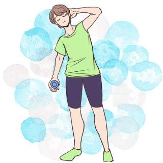 用意するのはペットボトルだけ♡くびれを作るトレーニング