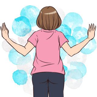 毎日たった5分で背中をキレイにできる「背中美人」エクササイズ
