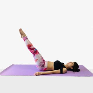 下半身痩せに効果が期待できる!身体全体に効かせるストレッチ