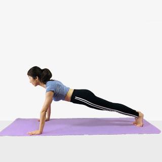 体幹トレーニング!!全身痩せ足変えプランクエクササイズ