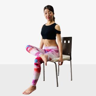 体の冷えは代謝を悪くし、太りやすい体になりやすい「足の冷え解消エクササイズ」