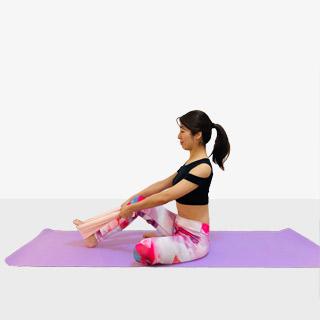 春から始めるボディ改造トレーニング④足のむくみとりエクササイズ
