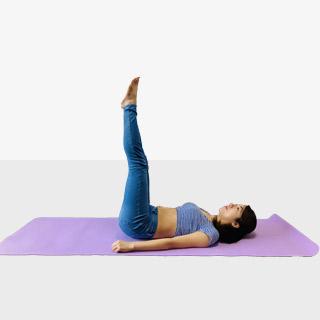 脚全体に効くトレーニング!内側を鍛えて脚を細くする運動♪