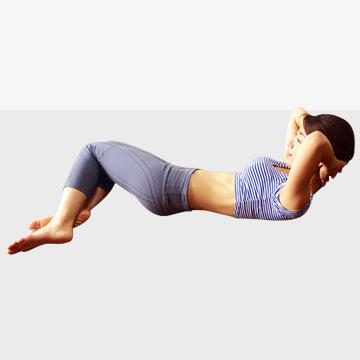 女性が腹筋を割るには?自宅で寝ながらできる筋トレ方法