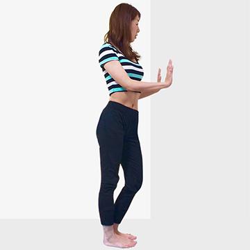 服を1サイズダウン!ウエストくびれエクササイズで効果を実感!