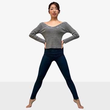 日本人が外国人モデルのような美脚を手に入れる方法