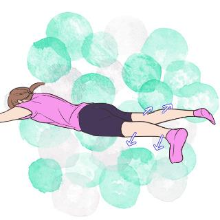 痩せるために鍛えるべき内ももの筋肉を鍛える「脚閉じエクササイズ」