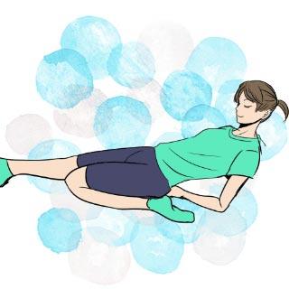 脚の形が気になる方に!X脚を改善する方法