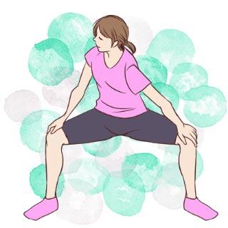 脚の形が気になる方に!XO脚を改善する方法