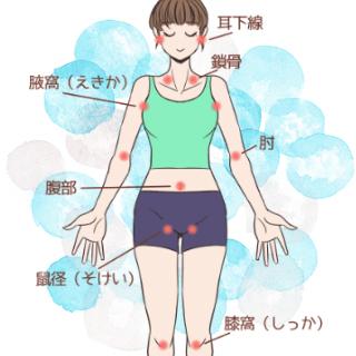 リンパマッサージで顔や足などのむくみをすっきりさせよう