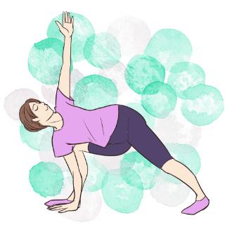 寝る前ちょこっと運動!腰周辺の引き締めエクササイズ