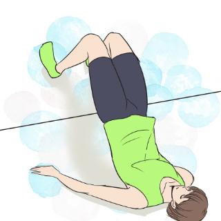 明日細くなる即効脚痩せ術「ベッドでできる美脚エクササイズ」