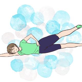 体のゆがみ矯正エクササイズ「O脚を整える」