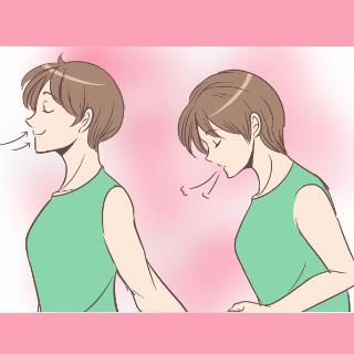 静かな場所で声を出す?声の出し方や深呼吸でダイエット効果