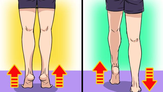 階段を使ってふくらはぎダイエット~むくみも改善してくれて脚スッキリ!