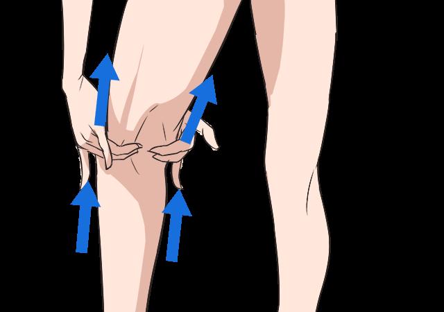 足のむくみ解消マッサージと座ってできるむくみ解消運動_2