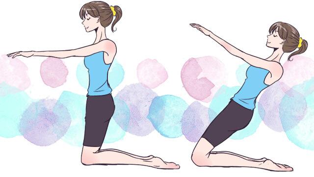 1ヶ月で痩せる体質を作るストレッチ~短期ダイエットに成功する秘訣とは?