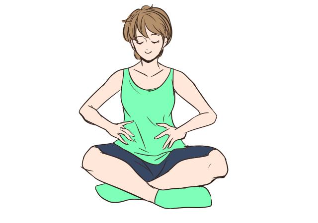 胸式呼吸_1
