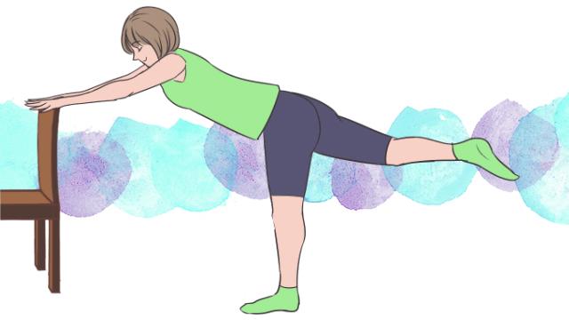 靴底の減り方で太りやすさを改善!重心改善エクササイズ