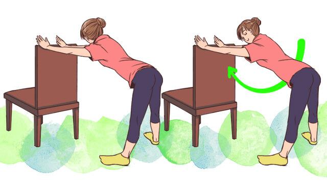 デスクワークが原因の肩こり・腰痛に効くストレッチのやり方