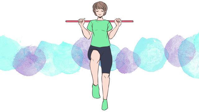 4分間で1時間分の運動と同じ効果があるタバタ式ダイエット「ステップエクササイズ」