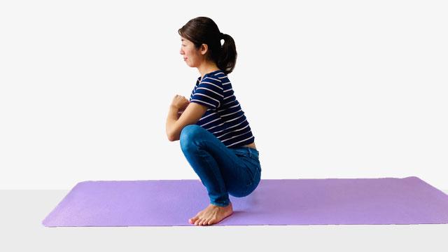 足の裏まで鍛える!美脚に効果的な足裏痩せ美脚エクササイズ