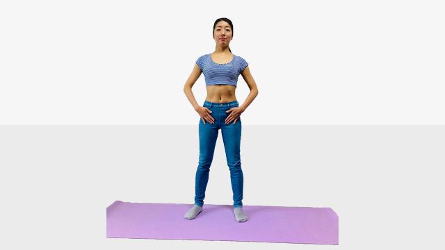 体の柔らかさを高めるための運動!座りっぱなしのデスクワーク病と戦いましょう♪
