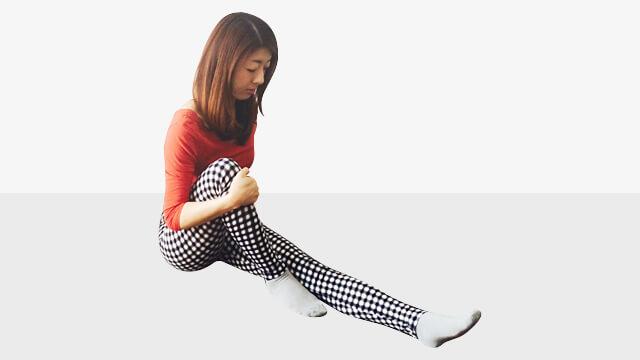 簡単で即効性あり!脚長エクササイズ