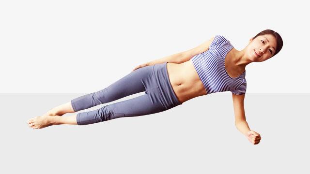 自宅でできる体幹トレーニング~運動が苦手な女性でも毎日できる!