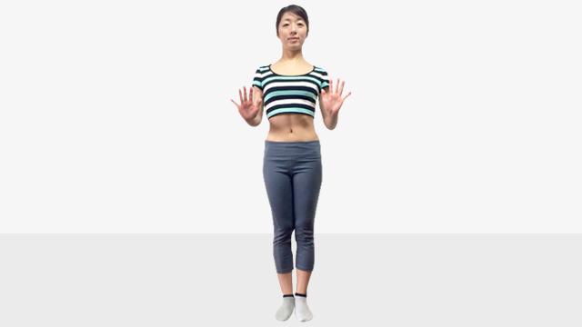 脚を長く見せるために鍛えるべき筋肉③腹斜筋エクササイズ