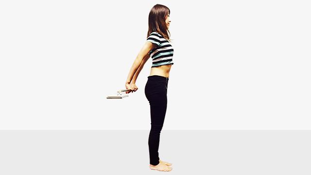 ダンサー直伝!たるまない二の腕を作るエクササイズ