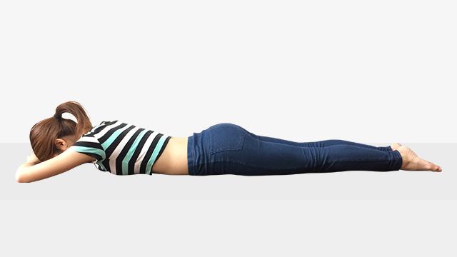 重力に負けない体の作り方「ヒップアップ編」