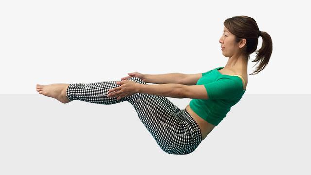 身体が軽くなる!芯からキレイを作る体幹トレーニング「初級編」