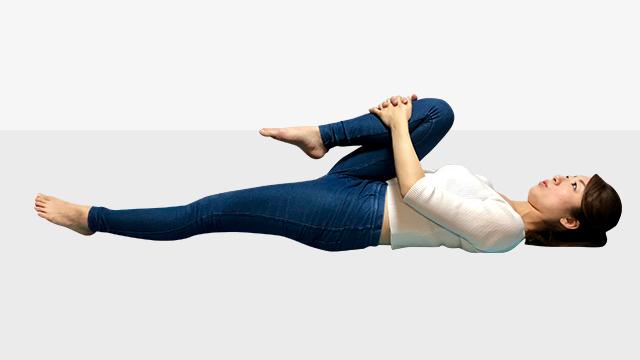 太くなってしまった筋肉を細くするためのストレッチ