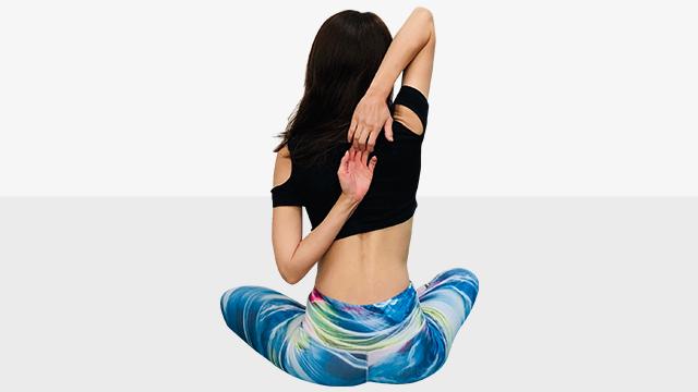 寒さで固まった体は太りやすい!肩・肩甲骨ほぐしストレッチ