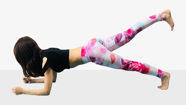 1ランク上の腹筋の鍛え方とは?腹筋エクササイズ①プランク編