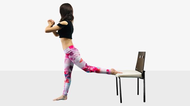 1ランク上の腹筋の鍛え方とは?腹筋エクササイズ③スクワット編