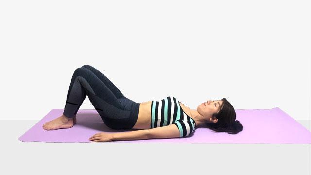 ≪全身の疲れ≫に効果が期待できる即効性のある疲労回復エクササイズ♪