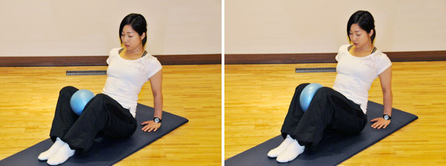 内転強化トレーニング