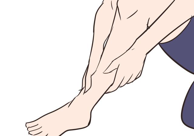 ふくらはぎのリンパ(膝窩リンパ)_3