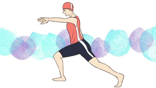 プールでこっそりダイエット♡お腹痩せにも効果的な「水中ウォーキング」