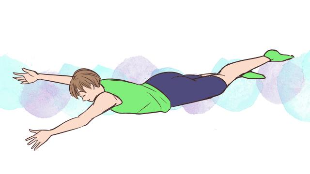 体のゆがみ矯正エクササイズ「猫背改善プログラム」